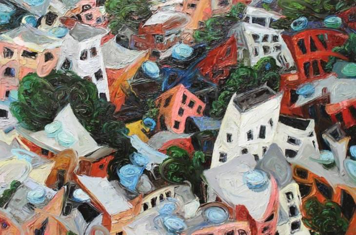 dream city for elisabeth murakowski poems