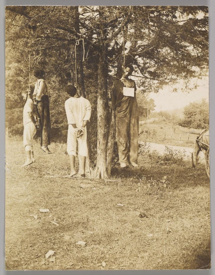 steven harvey. lynching russellville, ky 1908 met