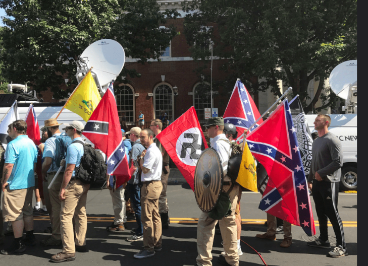 steven harvey nazi anthony crider august 12 2017 charlottesville unite the right rally