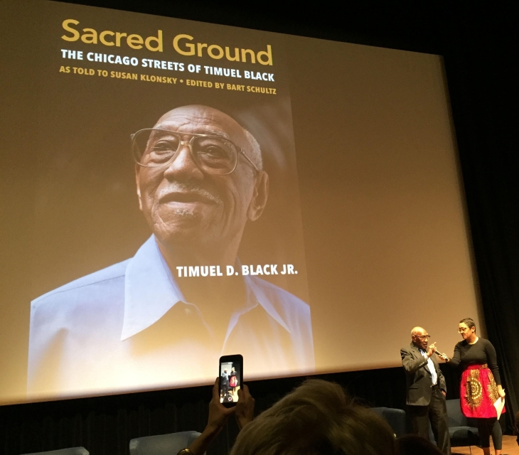 Timuel Black
