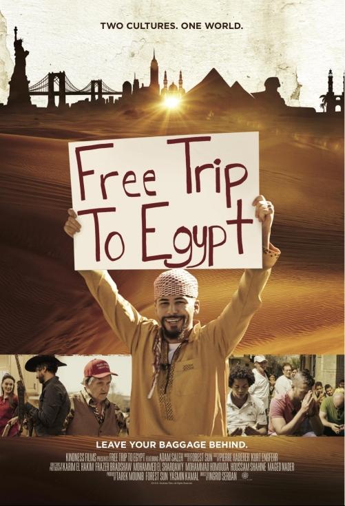 free trip poster