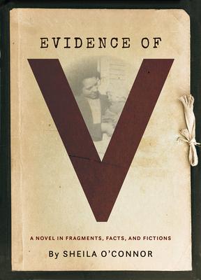V Book Cover