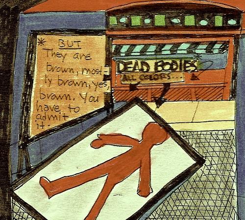 13-dead bodies