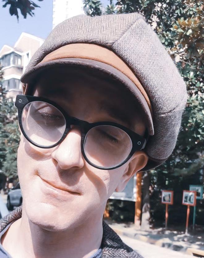 Joseph Stern Headshot